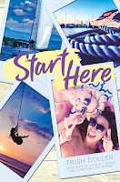 review of Start Here by Trish Doller