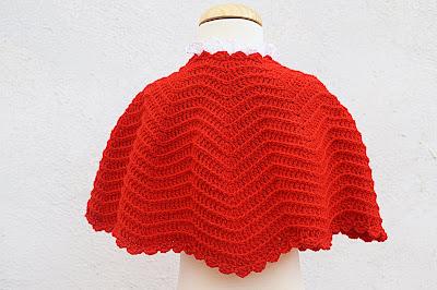 3 - Crochet Imagen Capita a crochet navideña muy facil y rapido por Majovel Crochet