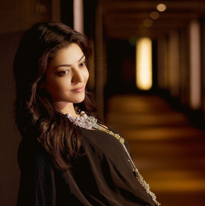 Kajal Aggarwal Unseen Stunning Photos