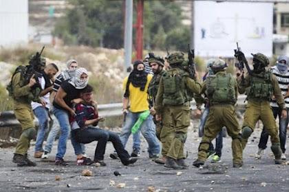 Israel Tembaki Warga Palestine dan Para Medis, 14 Cedera