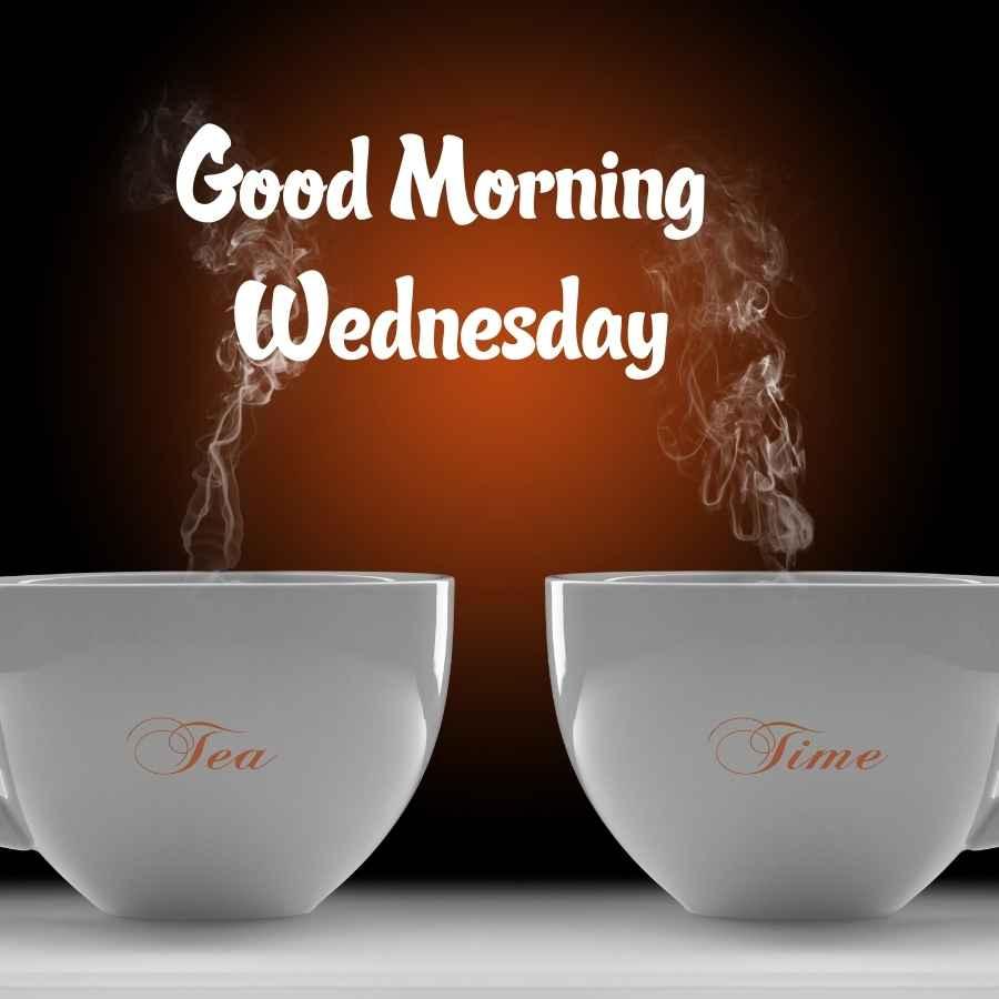 good morning wednesday