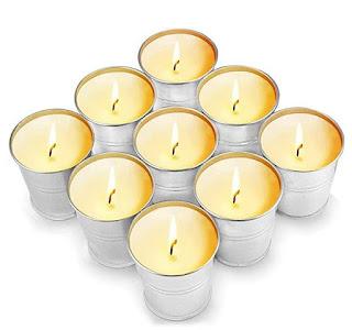 candele citronella