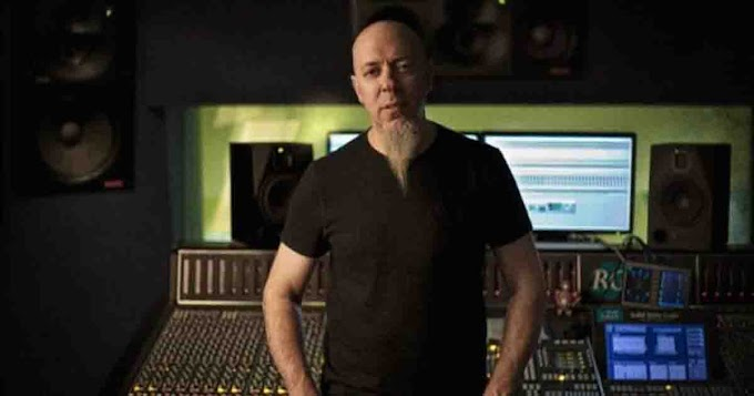 "Jordan Rudess (Dream Theater) - ""A Chapter In Time"" / Νέο σόλο Άλμπουμ"
