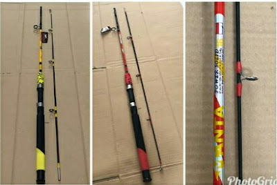 Daido Manta Power Solid 180 cm
