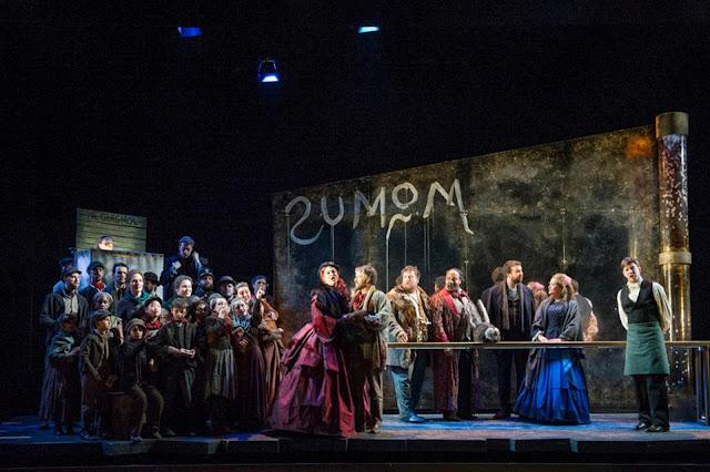 Puccini: La Boheme - English Touring Opera
