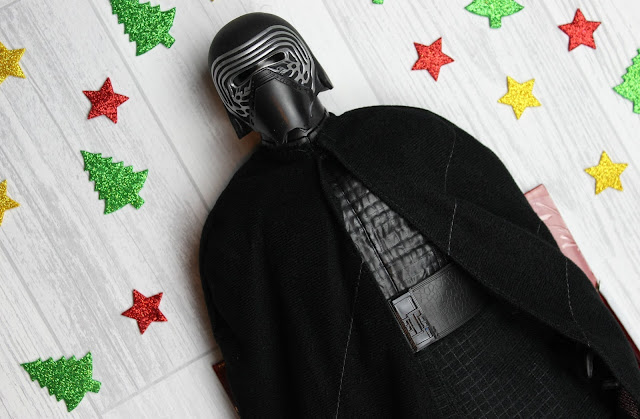 A review of Star Wars Big Figs Figures