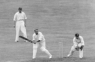 Don bradman's 270 Against England