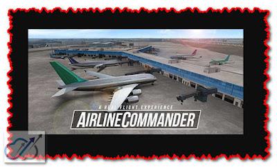 Airline Commander mod apk 2020