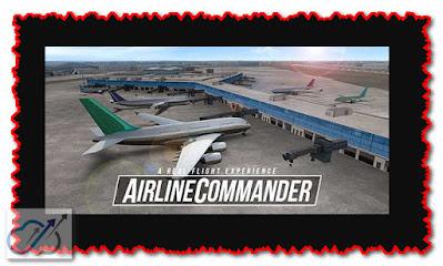 Airline Commander mod apk 2021