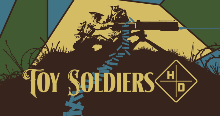 Toy Soldiers HD Coming September 9, 2021