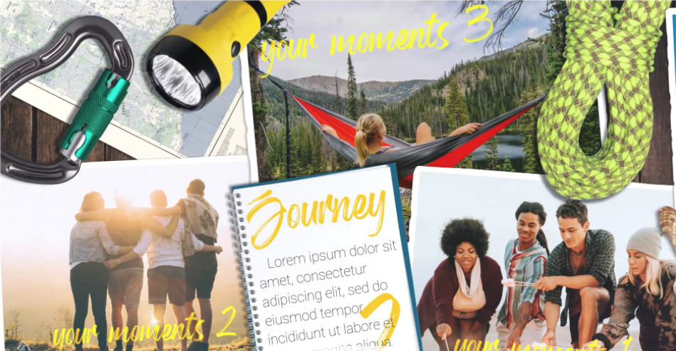 rojects - VideoHive - Photo Gallery - Travel Slideshow - 24421403 [AEP]
