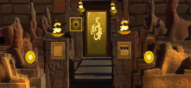 Games4Escape Ancient Egypt Idol Escape Walkthrough