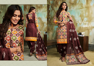 batik special vol 9 Mayur Cotton printed Dress Material