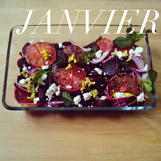 paris local seasonal produce january beet blood orange salad