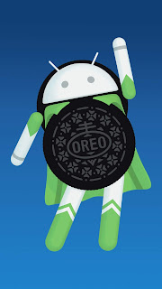 Android Oreo Mobile HD Wallpaper