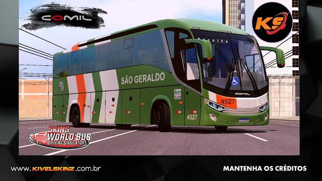COMIL 1200 4X2 - VIAÇÃO SÃO GERALDO
