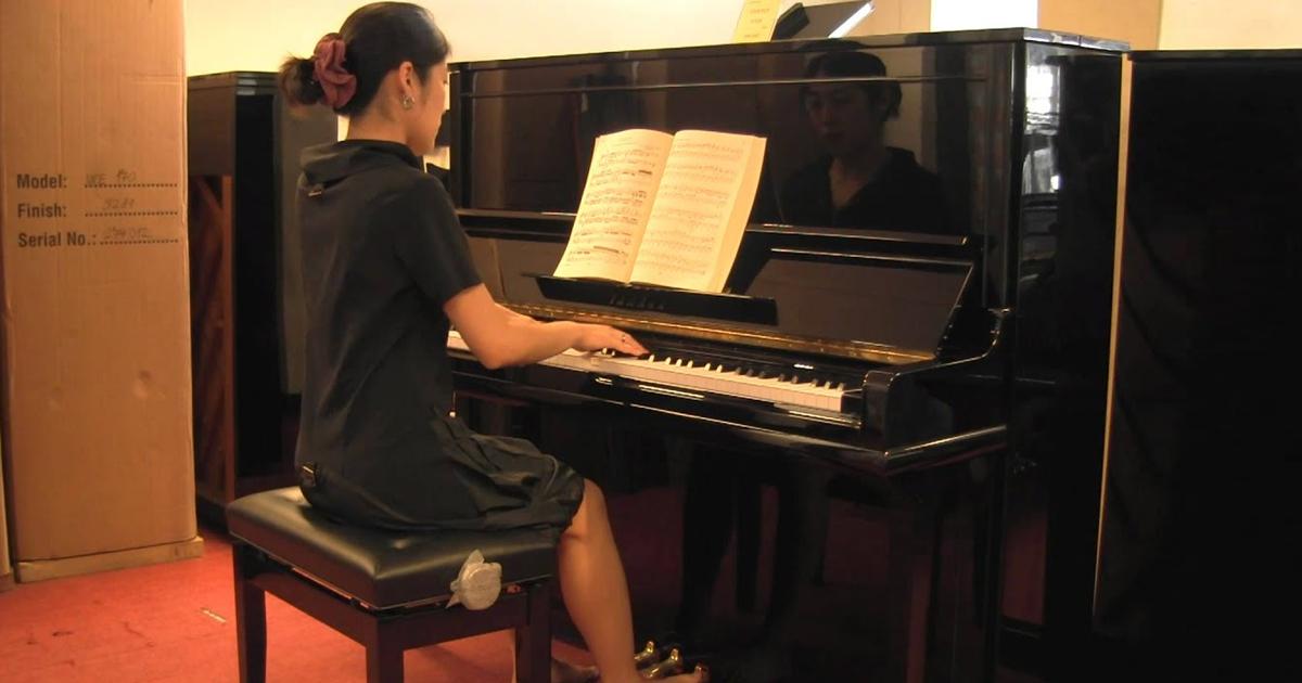 Đàn Piano Yamaha UX3 Giá Rẻ, Cam Kết Giá Rẻ Nhứt TPHCM