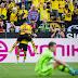 Borussia Dortmund goleia o Leverkusen, e Gladbach vence clássico do Reno fora de casa