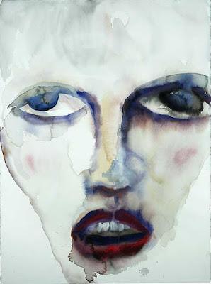 Kempf's Disease, pintura de Marilyn Manson..