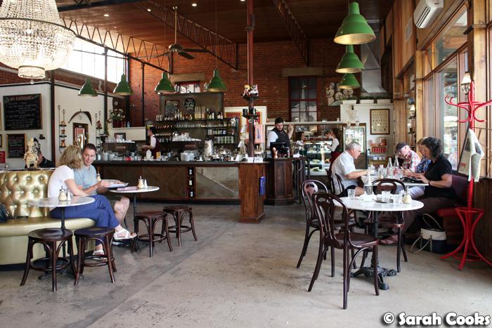 Das Kaffeehaus Castlemaine