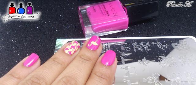 Avon Viva Pink, Moyou Tropical 15, EDK Bee