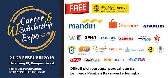 Job Fair Depok, Jawa Barat 2019