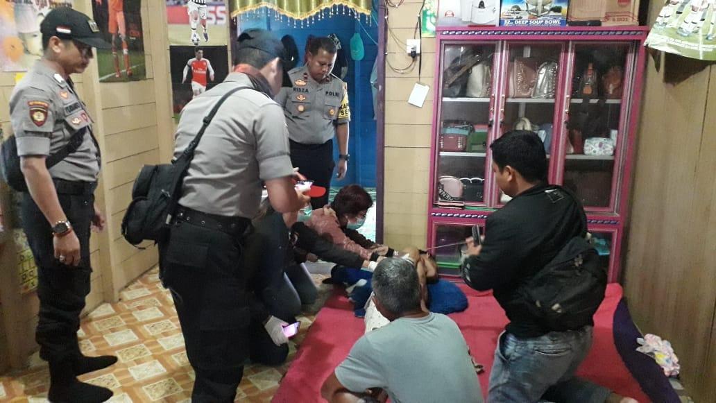 Pemuda Tanggung Asal Tewai Baru Tewas diduga Gantung Diri