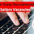 Indian Navy Recruitment 2019: 2700 Sailors Vacancies for AA and SSR