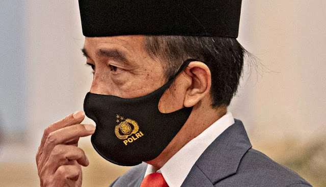 Masih Banyak Warga Yang Ngeyel, Jokowi Geram dan Bakal Bikin Kapok Warga Yang Tak Disiplin