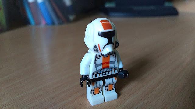 Дестантник, солдат Старой Республики фигурка лего купить