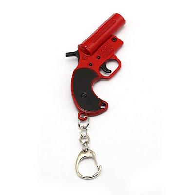 Keychains Pubg Gun Kar98    FLARE GUN Keychain for Pubg