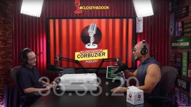 Alasan Deddy Corbuzier Beri Uang dan Mobil Mewah ke Dokter Gunawan