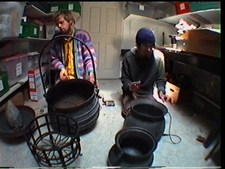 Folklore Tapes: Night at the Museum - Playing the Cauldrons