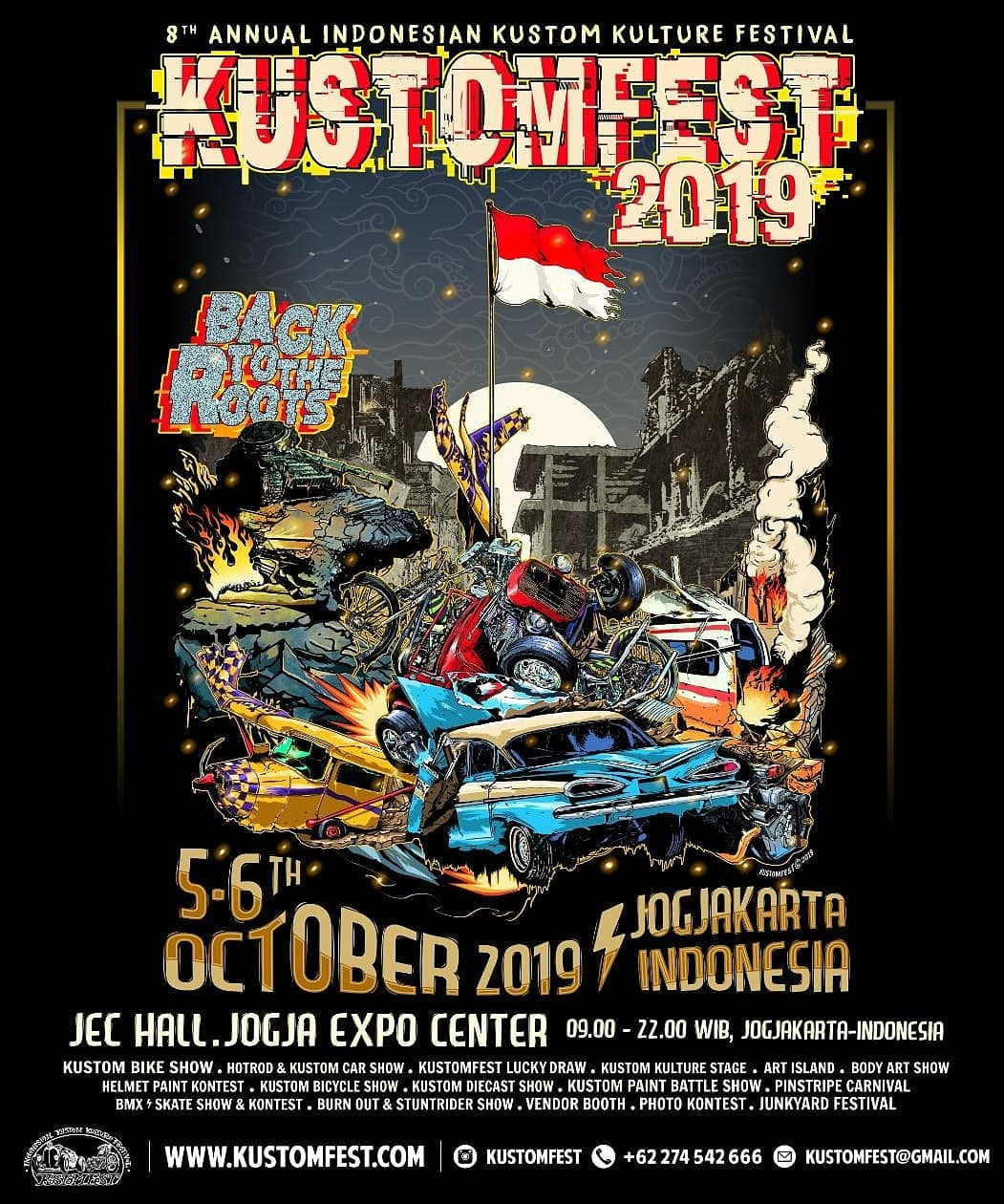 KUSTOMFEST 2019 – Back To The Roots!