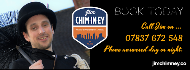 Jim Chim-in-ey - Chimney Sweep for Bournemouth, Poole, Christchurch & Dorset