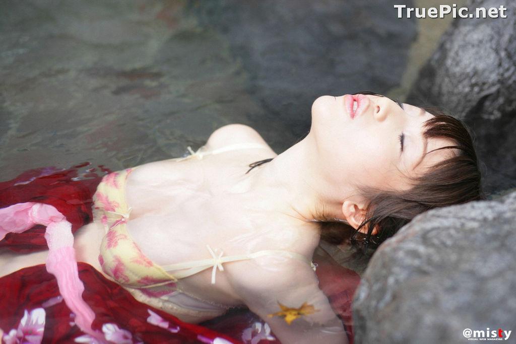 Image Misty No.216 - Japanese Gravure Idol - Yuuri Morishita - TruePic.net - Picture-10