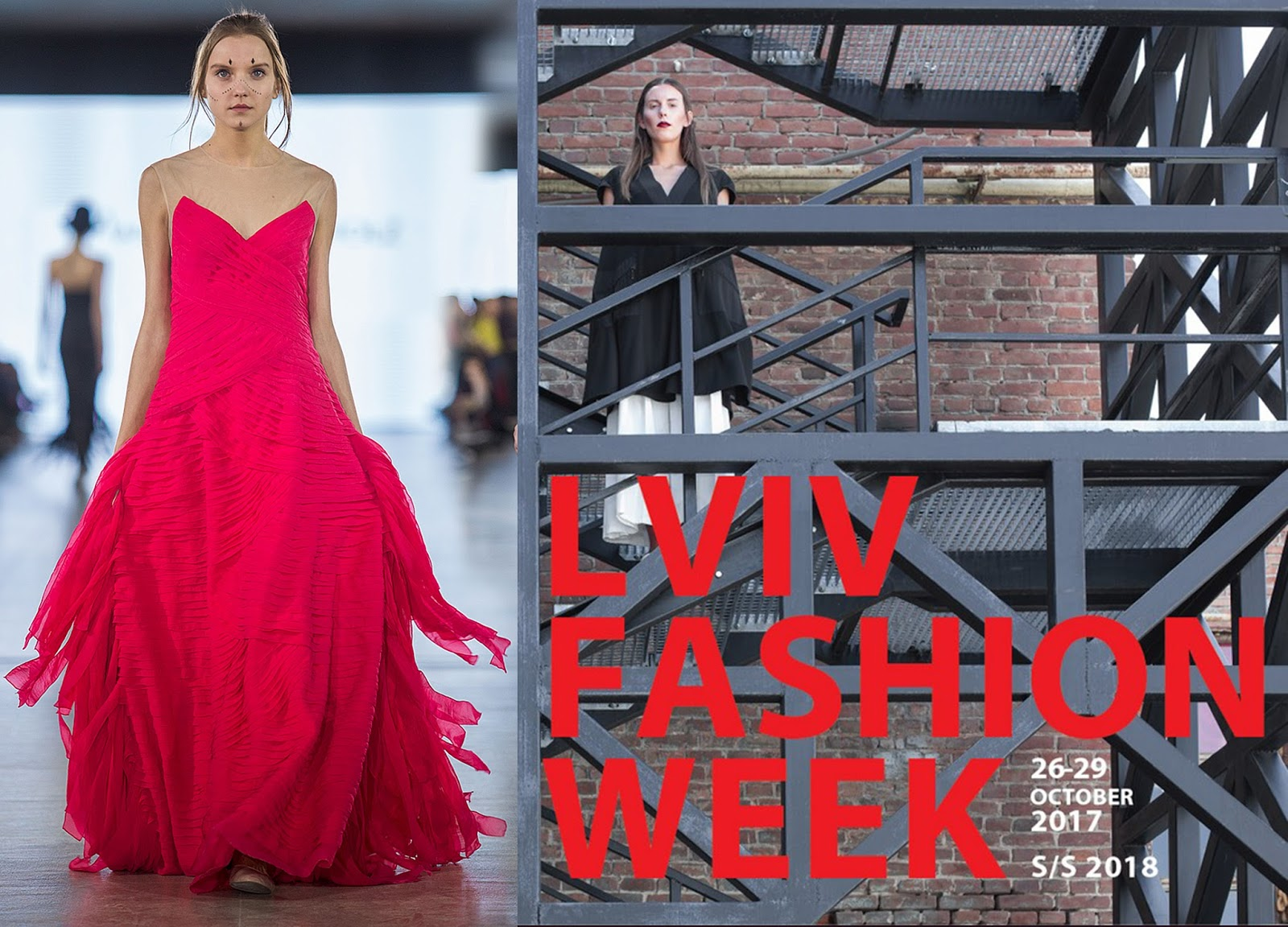 LVIV FASHION WEEK весна-літо 2018 пройде 26-29 жовтня  07e56d171a6c7