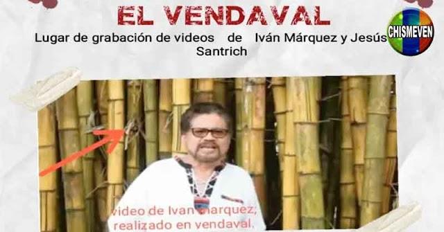 Descubren que el terrorista Iván Márquez está escondido en una quinta en Barinas