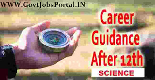 Career options after 12th Science