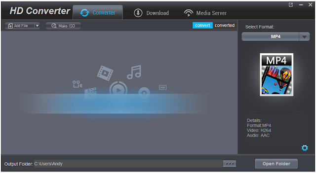 Screenshot Dimo HD Video Converter 4.6.0 Full Version