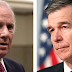 Governors of North and South Carolina silent as COVID cases surge.