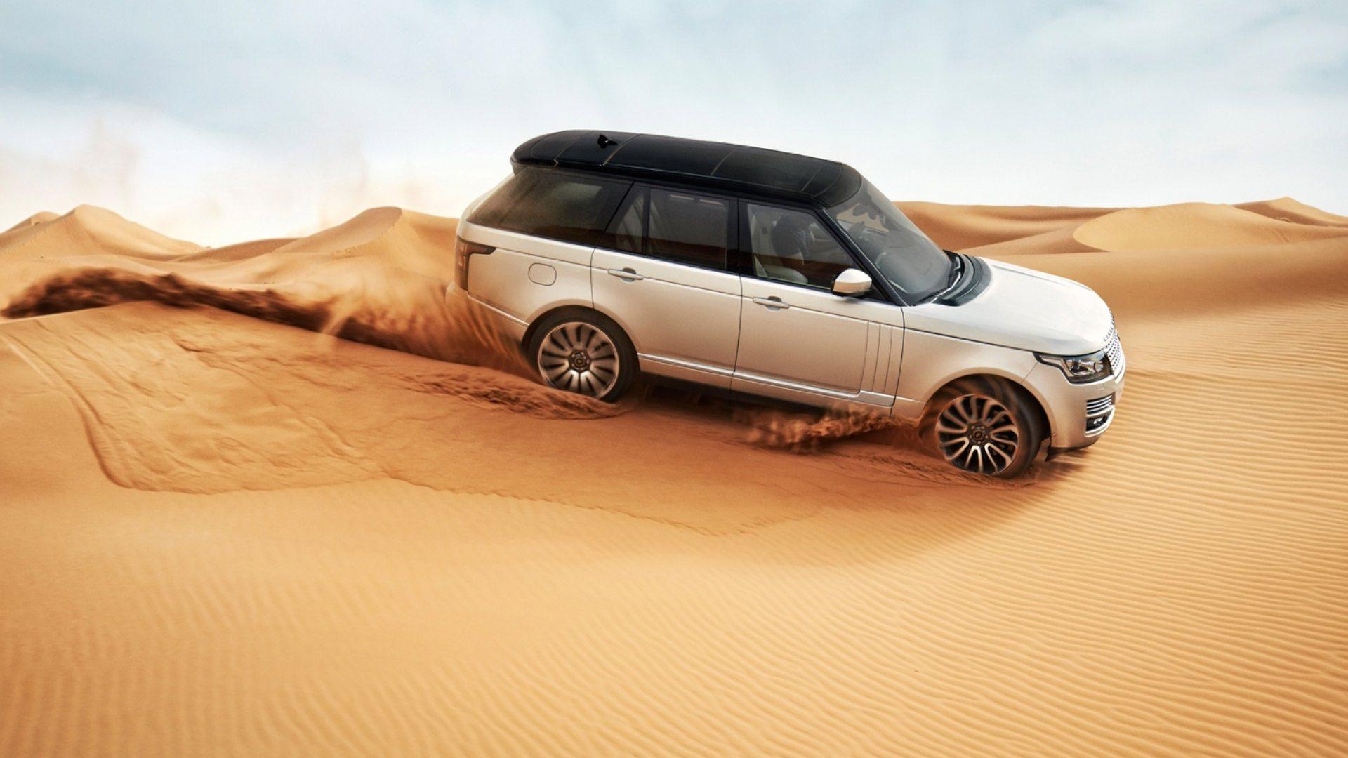 Wallpaper: 2013 Land Rover Range Rover Wallpapers