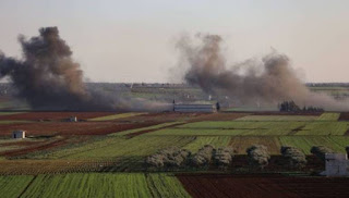 Empat Pejuang Oposisi Terluka Dalam Serangan Misil Rezim Syiah Nushairiyah