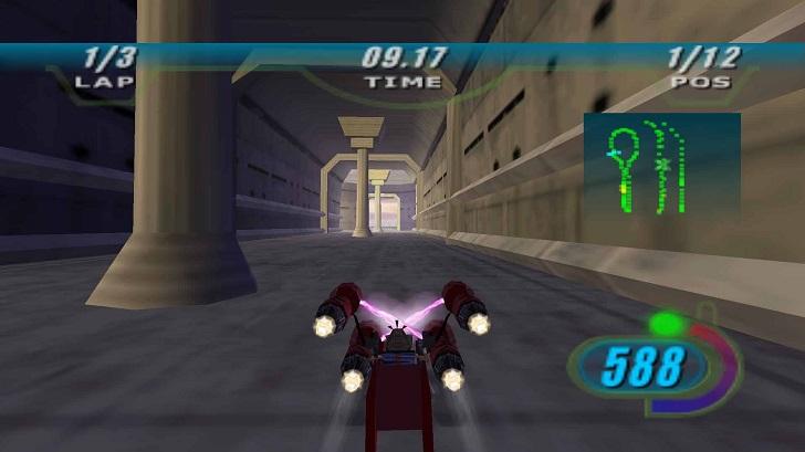 Star Wars Episode I Racer Improvements, Co-op Multiplayer