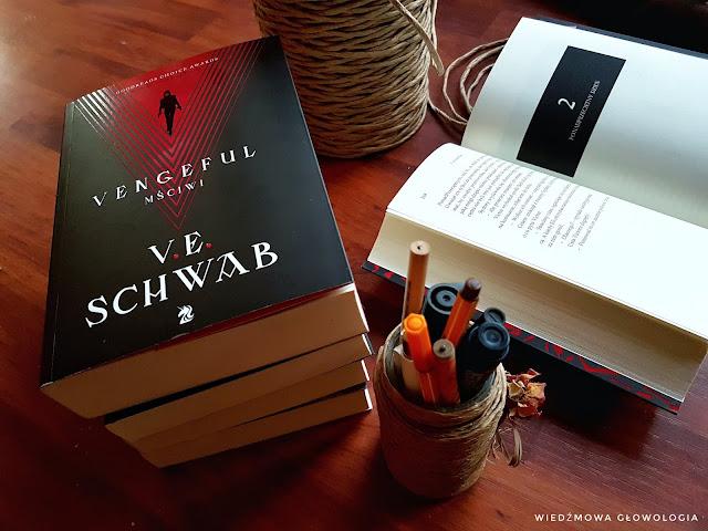 Wiedźmowa głowologia, recenzje książek, fantastyka, wydawnictwo We Need YA