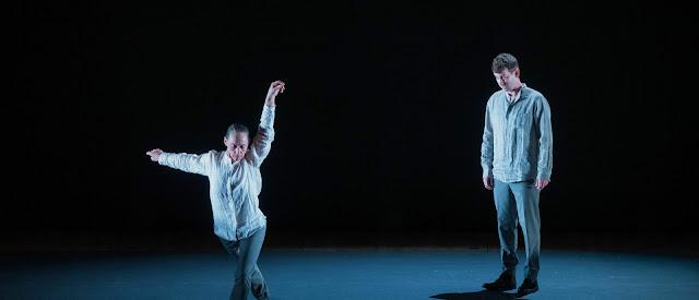 Britten: The Holy Sonnets of John Donne - Bernadette Iglich, Richard Dowling (Photo Beki Smith/Britten Pears Arts)