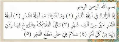 Malam Lailatul Qadar 2020 10 Malam Terakhir Ramadhan