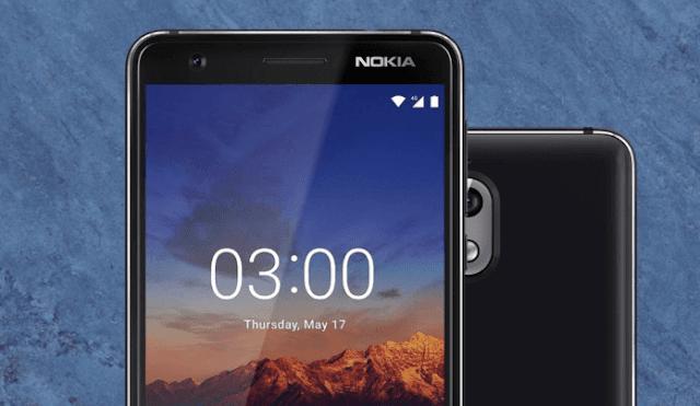 سعر ومواصفات هاتف  Nokia 5.1 الجديد بالصور
