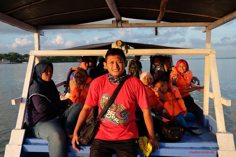 Perahu Wisata Khusus Gili Labak