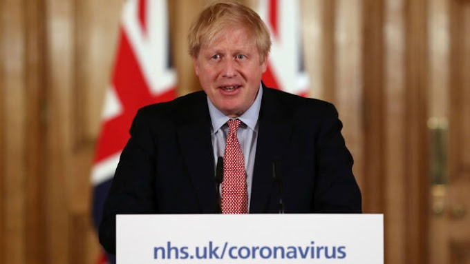 UK prime minister, Boris Johnson receives oxygen support in ICU